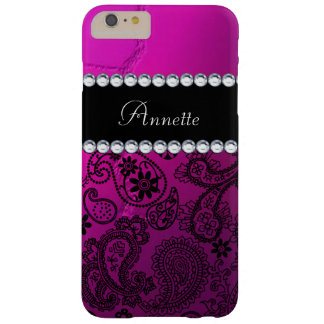 Paisley Barely There iPhone 6 Plus Case