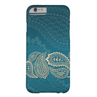 Paisley Border Barely There iPhone 6 Case