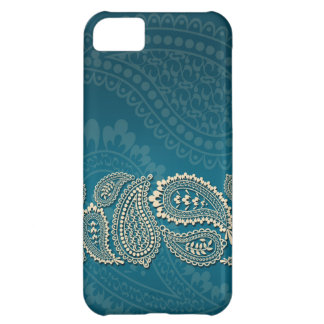 Paisley Border iPhone 5C Case