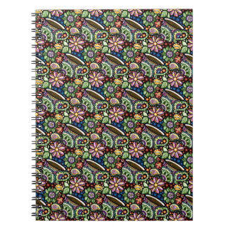 Paisley Cafe Notebook