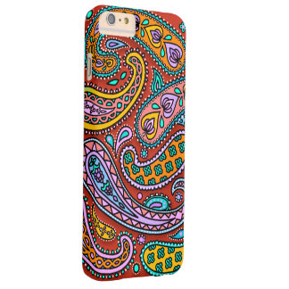 Paisley Candy iPhone 6/6S Plus Barely There Case