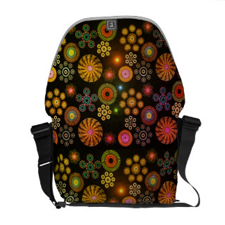 Paisley Commuter Bag