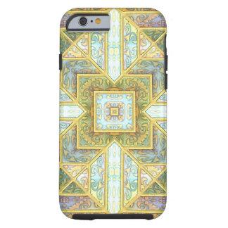 Paisley Diamonds Tough iPhone 6 Case
