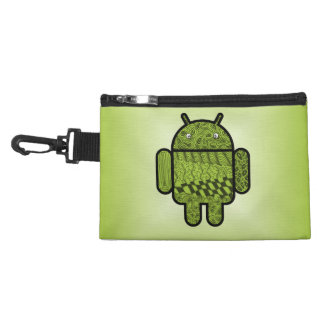 Paisley Doodle Character for Android™ Accessories Bags