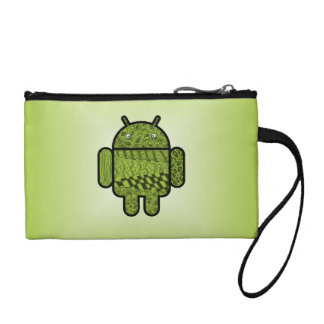 Paisley Doodle Character for Android™ Coin Wallets