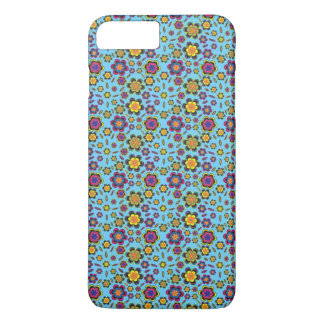 Paisley Flowers Design Pattern Cellphone Case