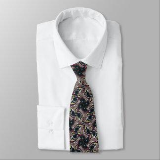 Paisley Fractal Tie