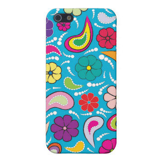 """""""paisley"""" iPhone 5 cover"""