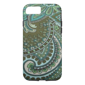 Paisley Just turn it different pattern iPhone 7 Case