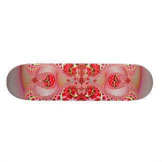 Paisley Melons Merging 21.6 Cm Old School Skateboard Deck