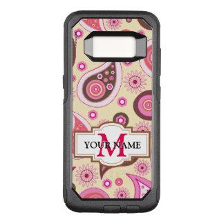 Paisley OtterBox Commuter Samsung Galaxy S8 Case