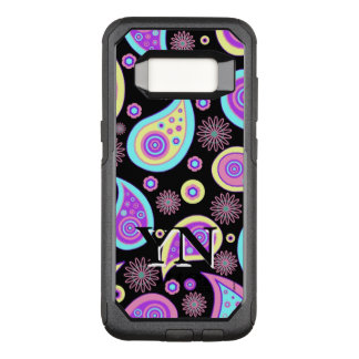 Paisley OtterBox Commuter Samsung Galaxy S8 Case