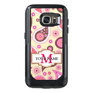 Paisley OtterBox Samsung Galaxy S7 Case