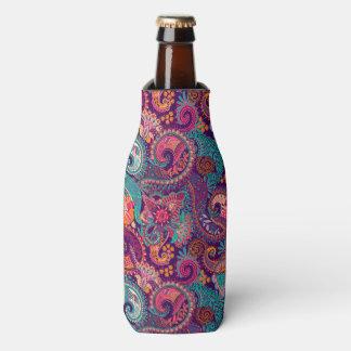 Paisley Pattern Bottle Coozy
