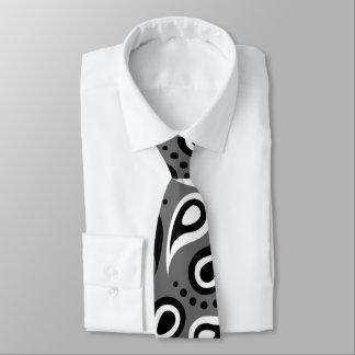 Paisley Pattern Design Tie