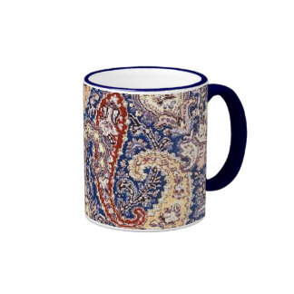 Paisley Pattern Mug