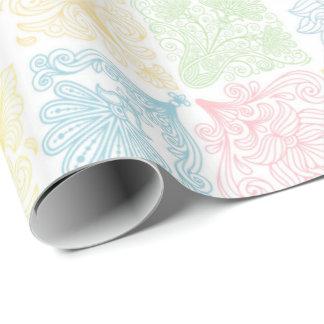 Paisley Pattern  Pastels
