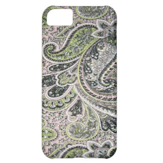Paisley Pink Sage Case-Mate iPhone 5 iPhone 5C Case