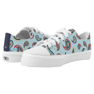 Paisley Power Low Tops