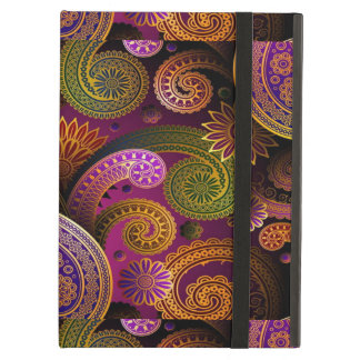 Paisley Purple Case For iPad Air