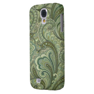 Paisley Sage Case-Mate HTC Vivid Tough Galaxy S4 Cover