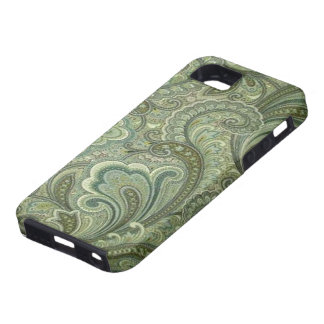 Paisley Sage Case-Mate Vibe iPhone 5 Case For The iPhone 5