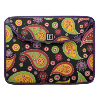 Paisley Sleeve For MacBook Pro
