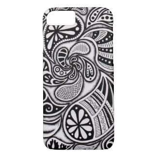 Paisley Swirl iPhone 8/7 Case