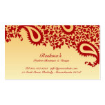 Paisleys Elegant Business Card