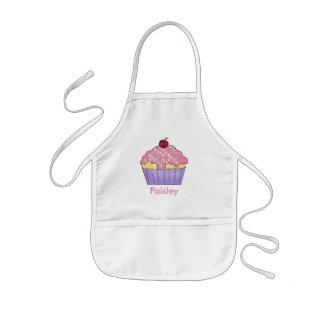 Paisley's Personalized Cupcake Apron