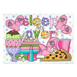 Pajama Party Sleep Over - SRF Announcements