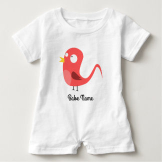 Pajarito-rooster-2400px Baby Bodysuit
