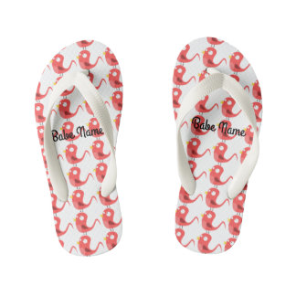 Pajarito-rooster-2400px Kid's Thongs