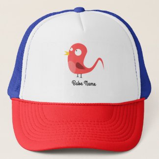 Pajarito-rooster-2400px Trucker Hat