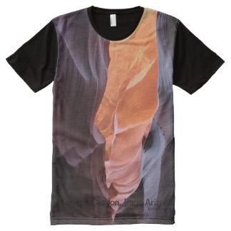 Pajina De Antelope All-Over Print T-Shirt