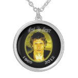 Pakelika Tribute Silver Necklace