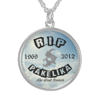 Pakelika Tribute Sterling Silver Necklace
