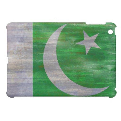 Pakistan distressed Pakistani flag iPad Mini Cover