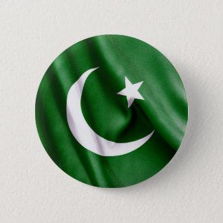 Pakistan Flag 6 Cm Round Badge