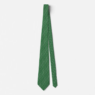 Pakistan Flag Honeycomb Tie