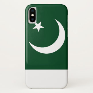 Pakistan Flag iPhone X Case