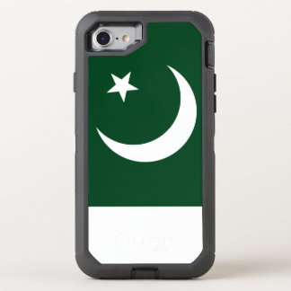 Pakistan Flag OtterBox Defender iPhone 8/7 Case