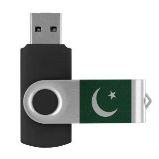 Pakistan Flag USB Flash Drive