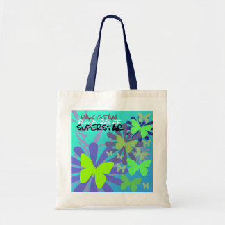 Pakistan Flood Relief - Butterfly Recyclable Tote