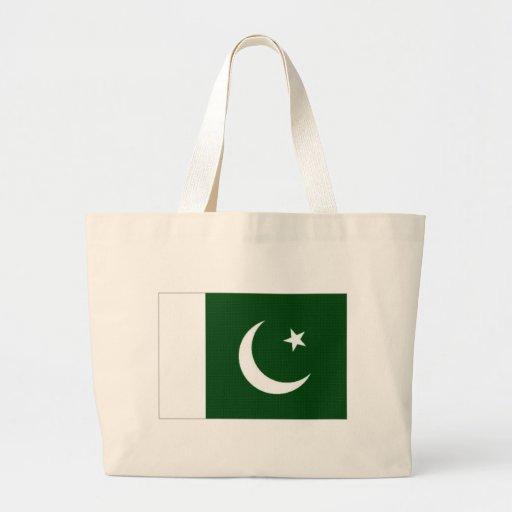 Pakistan National Flag Bags