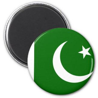 Pakistan PK 6 Cm Round Magnet