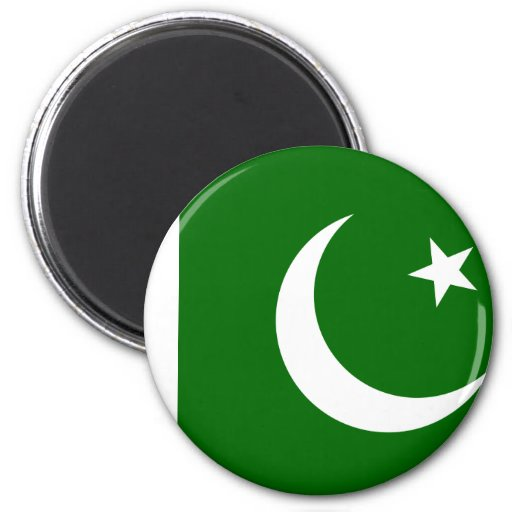 Pakistan PK Refrigerator Magnets