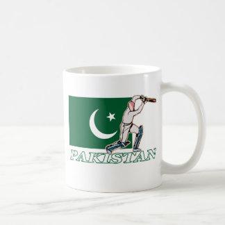 Pakistani Cricket Player Basic White Mug