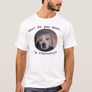 PAL Disposable Dog T-Shirt