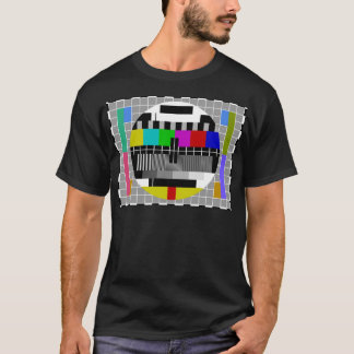 PAL TV test signal T-Shirt